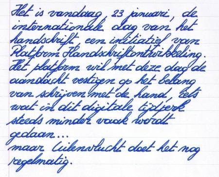 handgeschreven