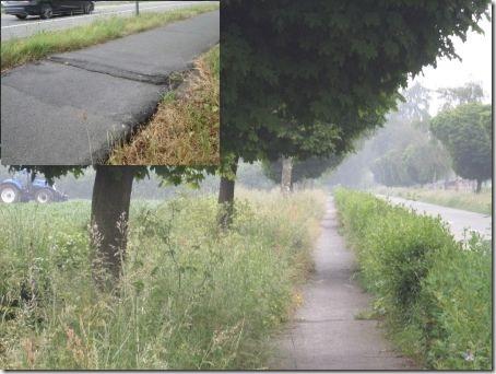 fietsdoorgang